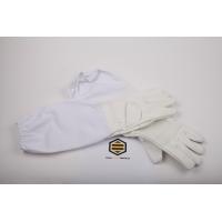 Handschuhe weiß