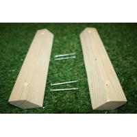 Griffleisten auf Holz