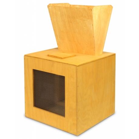 Einkehrtrichter aus Holz